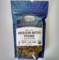 Shiloh Farms Organic Raw American Native Pecans