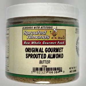 Longhurst Farms Sprouted Raw Almond Butter, 16 oz.