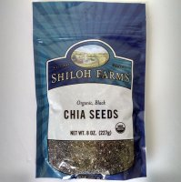 Shiloh Farms Organic Chia Seeds, 8 oz.