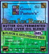 Blue Ice Royal Blend Gel, 8.1 oz. (240 ml)