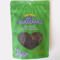 Just Blueberries, Organic, Freeze-Dried, 2 oz.