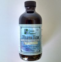 Blue Ice Fermented Cod Liver Oil - 8 oz. (237 ml)